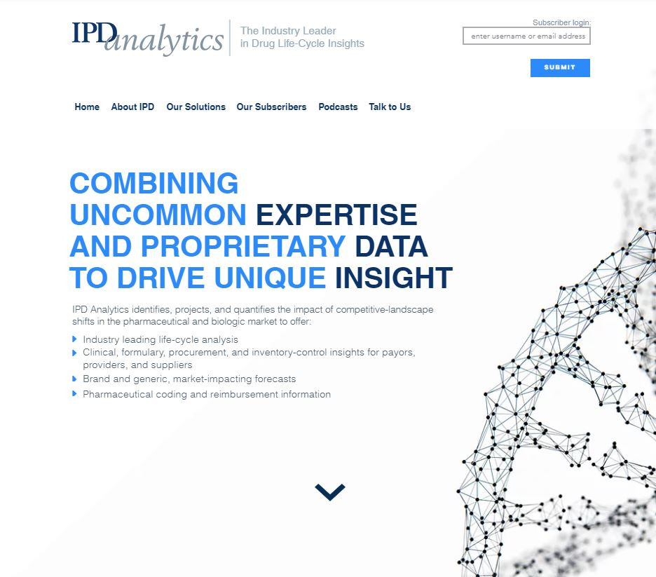 IPD Analytics | The Industry Leader in Drug Life-Cycle Insights
