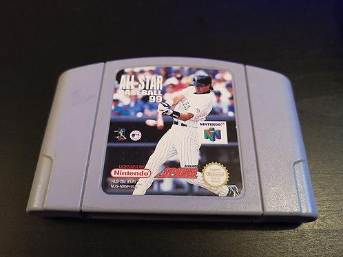 All Star Baseball 99