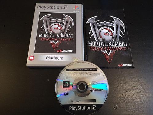 Mortal Kombat Dead Alliance