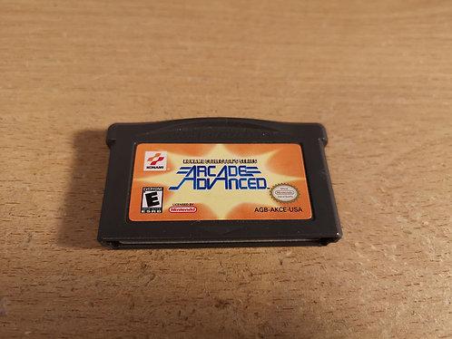 Arcade Advanced USA Original Nintendo cartridge