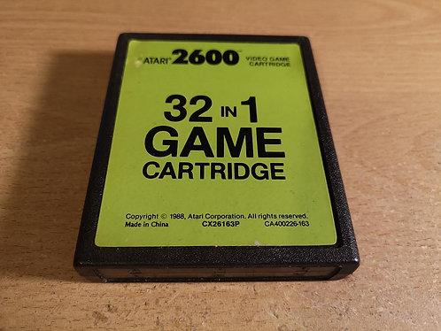 32 in 1 Game Cartridge Atari 2600