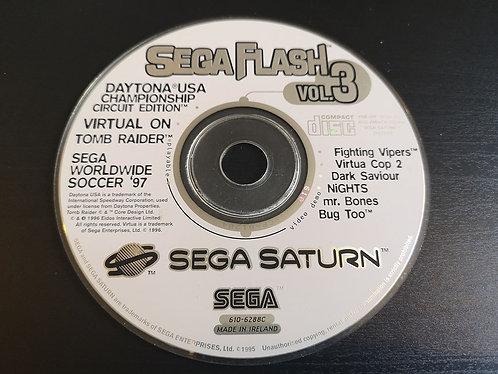 Sega Flash Vol. 3 Demo Disc