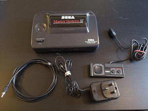 Master System II + Alex Kid