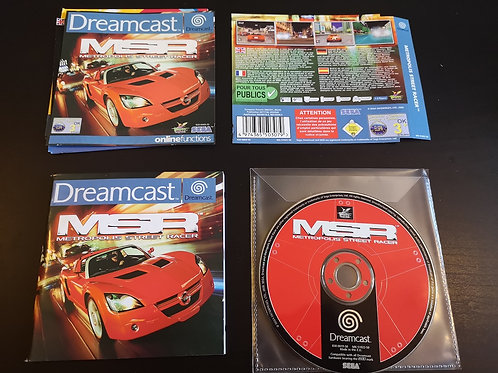 MSR Metropolis Street Racer