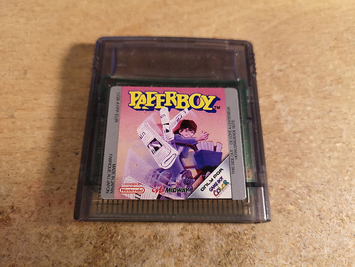 PaperBoy Gameboy Color Edition