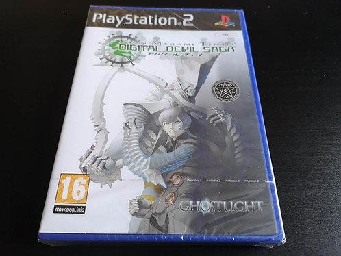 Shin Megami Tensei Digital Devil Saga NEW sealed