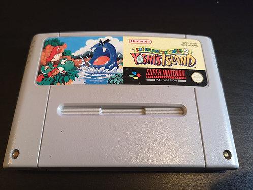 Super Mario World 2 Yoshi´s Island