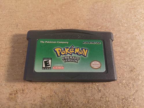 Pokemon Emerald Version REPRO