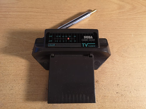 TV Tuner Sega Game Gear