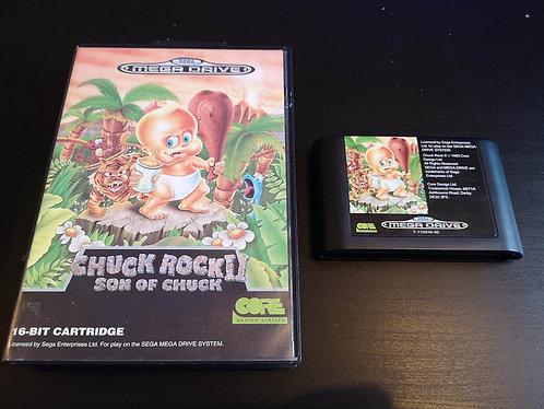 Chuck Rock II Son of Chuck