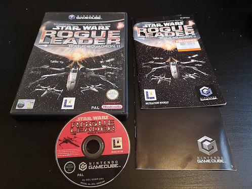 Star Wars Rogue Leader Rogue Squadron II