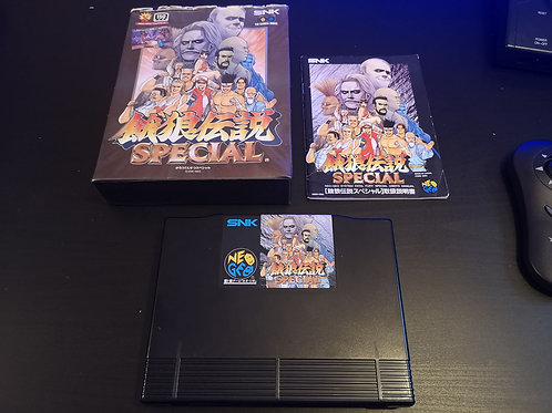 Fatal Fury Special AES JAP