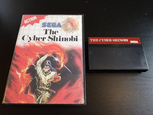 The Cyber Shinobi