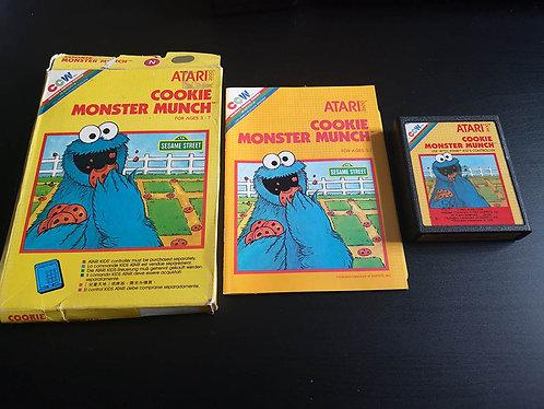 Cookie Monster Munch