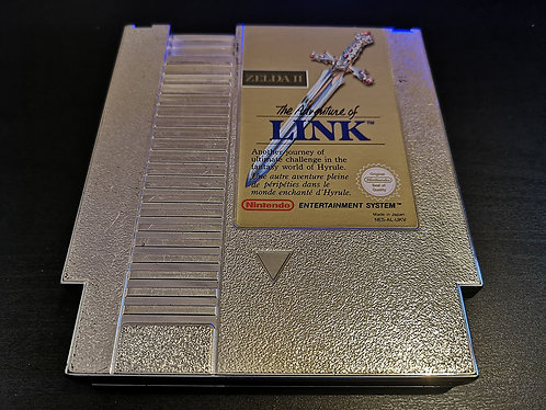 Zelda II The Adventures of Link