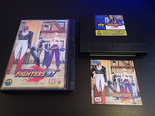 King Of Fighters '97 AES JAP