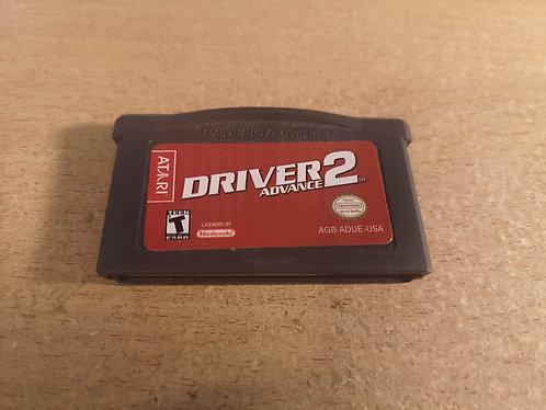 Driver 2 Advance REPRO