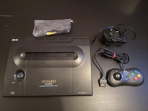 NEO GEO AES NTSC Japan version