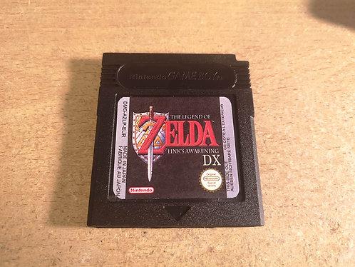 The legend of Zelda Link´s Awakening DX REPRO