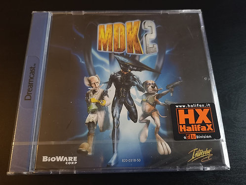 MDK 2   NEW and SEALED