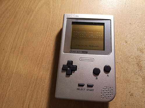 Nintendo GameBoy Pocket PAL