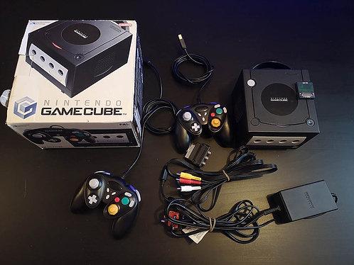 Nintendo GameCube PAL boxed
