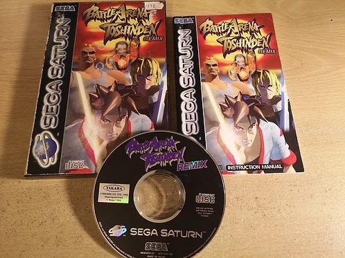 Battle Arena Toshiden Remix
