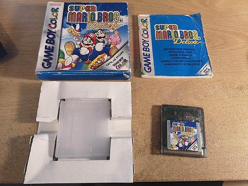 Super Mario Bros Deluxe