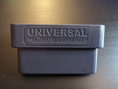 Nintendo 64 NTSC/PAL converter