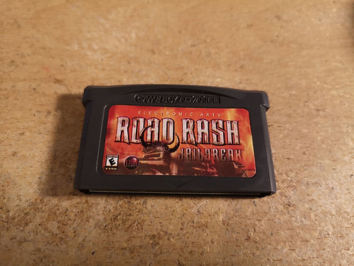 Road Rash Jailbreak REPRO cart