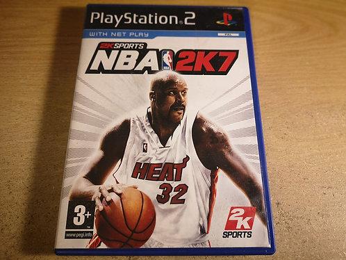 2k Sports NBA 2K7