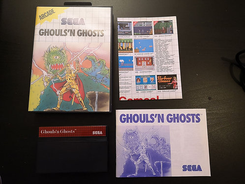 Ghouls N´Ghosts