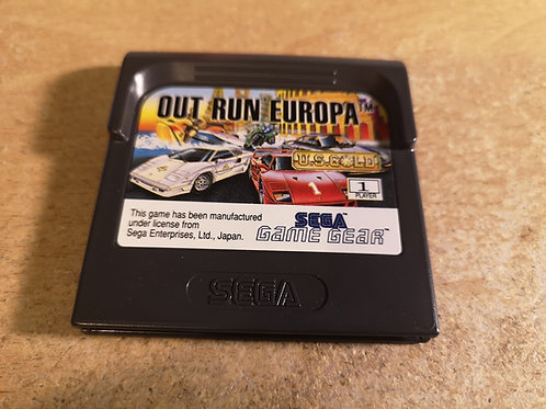 Out Run Europa