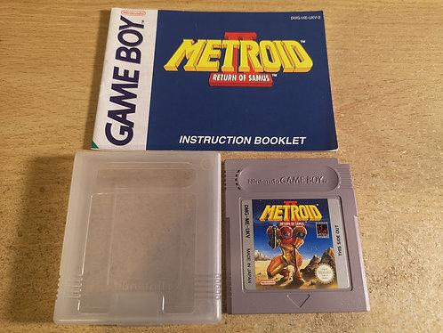 Metroid II 2
