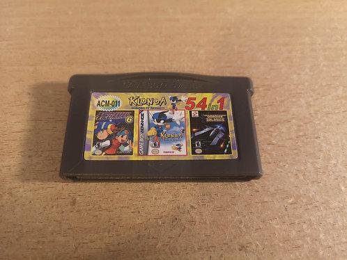 Klonoa Empire of Dreams REPRO + 53 NES games