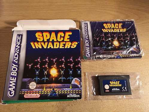 Space Invaders BOXED