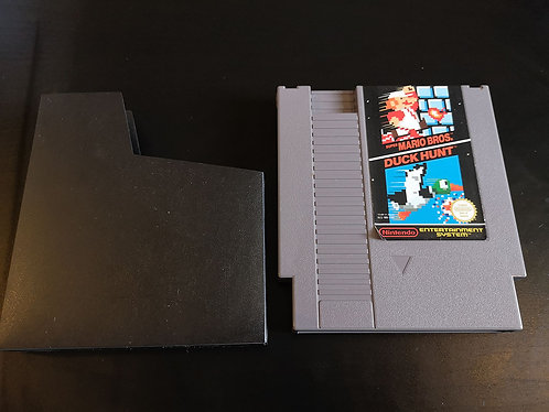 Super Mario Bros and Duck Hunt