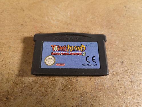 Yoshi´s Island Super Mario Advance 3
