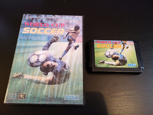 World Cup Soccer NTSC Japan
