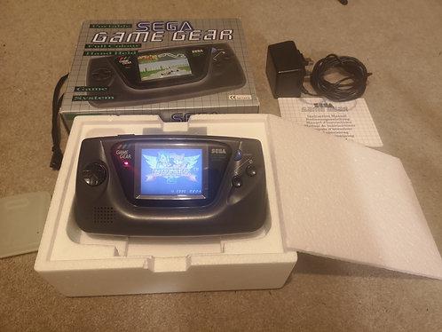 Sega Game Gear Boxed