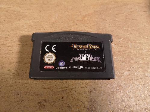 Prince of Persia & Tomb Raider