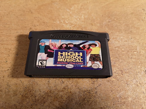 High School Music REPRO cart