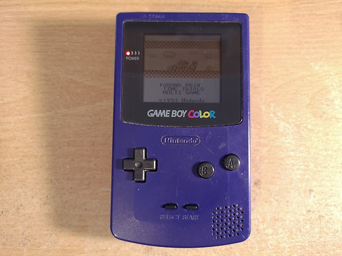 Nintendo GameBoy Color PAL