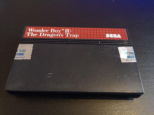 Wonder Boy III: The Dragon´s Trap