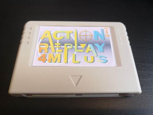 Action Replay Plus 1/4Mb Sega Saturn
