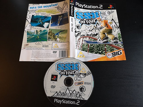 SSX on Tour play 2