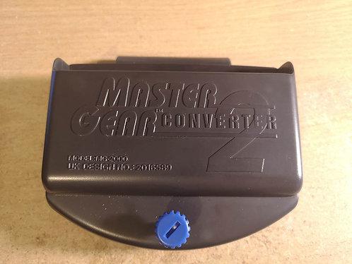 Master Gear Converter 2 - Master System converter