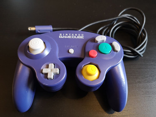 Official Gamecube controller