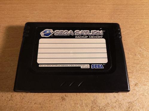 Backup memory Sega saturn