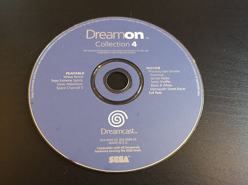 Dream On Collection 4